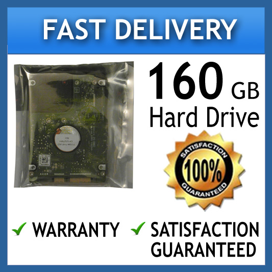 160GB Levono Thinkpad 3000, Z61e R50e R50P X61s X200 X200s Laptop Hard Drive