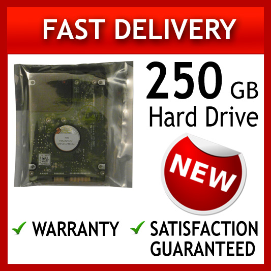 250GB Apple Late 2011 MacBookPro8,2 MD318LL/A MD322LL/A A1286 Laptop Hard Drive