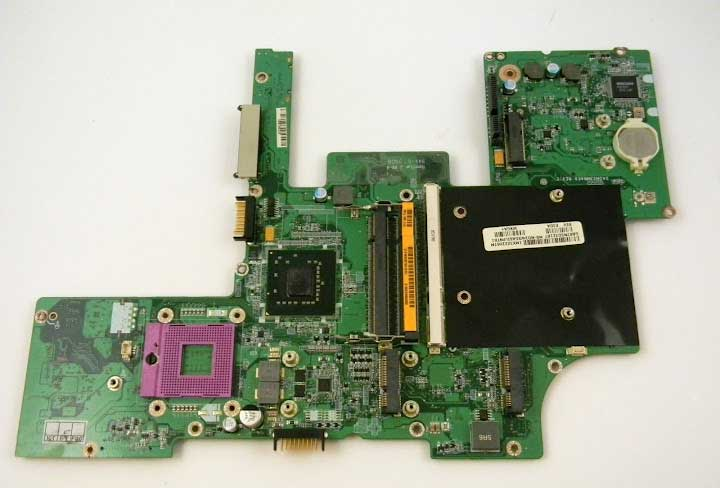 MB87 Alienware M15x DA0MX3MBAE0 Laptop Motherboard