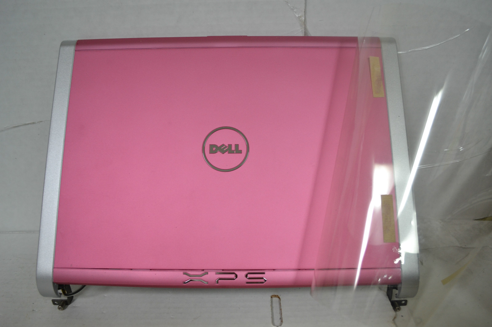 NEW Dell XPS M1330 PINK LCD Lid/Cover+Hinges+Wireless Antenna-CCFL HR170 0HR170