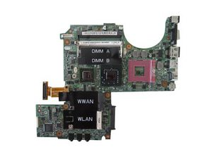 Dell XPS m1300 Laptop Motherboard PN: CX062, P083J, D057F, 0D057F, PU073, K984J