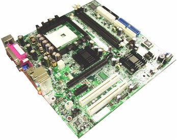 MB70 NEW EMACHINES K8MC51G MOTHERBOARD 105554, 4006107R
