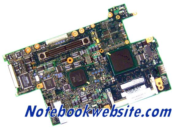 MB61 IBM ThinkPad 570 Intel Motherboard 30L2930