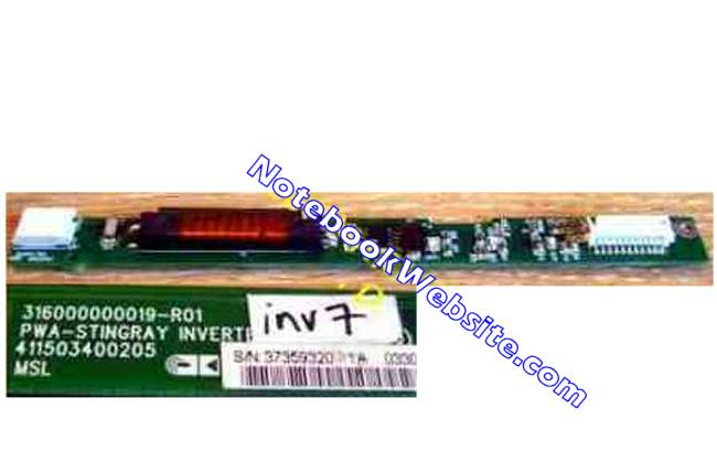 IR007 PWA-STINGRAY Inverter BD, 316000000019-R01