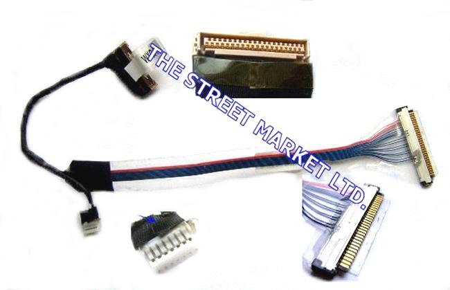 HP nc6400 418896-001 DC020007B00 LCD SCREEN CABLE