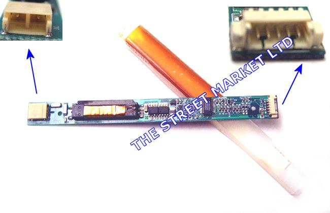 IR049 Delta AS023165020-B3B, DAC-08B034 LCD Inverter