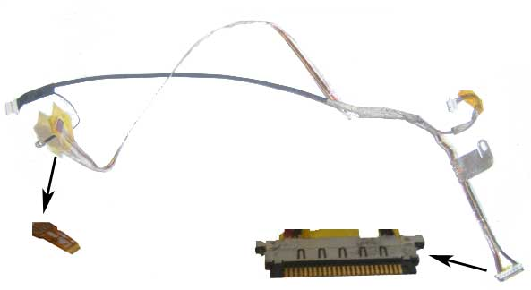 IV23 Apple MacBook A1260 Inverter iSight Cable 593-0713