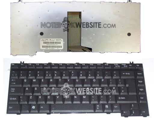 KB259 UK Toshiba Satellite A10 A15 A20 A30 A35 A40 A50 A55 A80 A85 A100 Keyboard