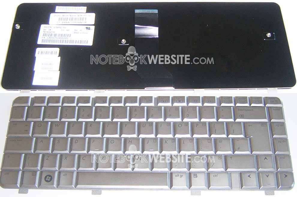 UK HP PAVILION dv4-1219 dv4-1220 dv4-1221 dv4-1222 dv4-1223 dv4-1224 Keyboard
