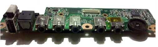 R34 Alienware m9750 Audio USB Board 40GAB0429-B100