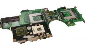 MB83 Alienware m9750 Laptop Motherboard Spares Faulty