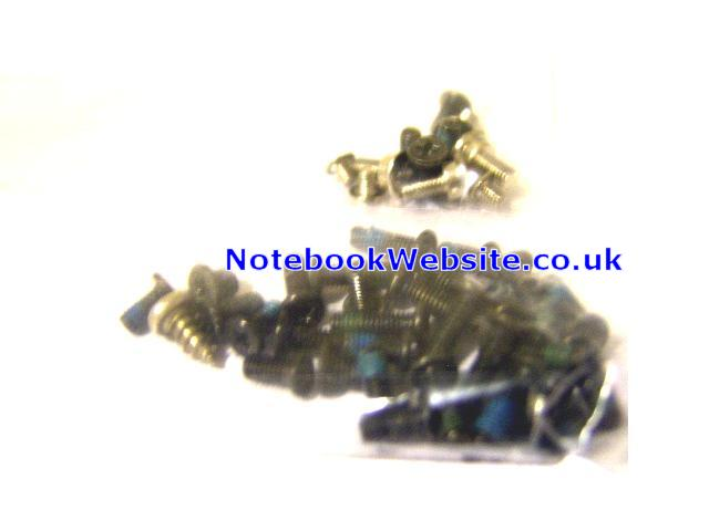 SC1 Dell XPS m1710 Laptop Screws