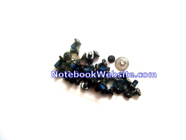 SC3 Dell XPS m1330 Laptop Screws